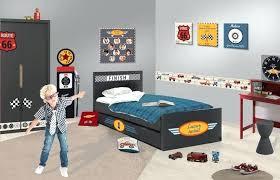 deco chambre enfant voiture awesome chambre garcon voiture deco