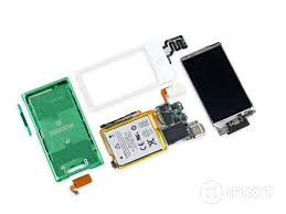 ipod nano 7th generation teardown ifixit