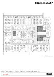 office fitout 545 blackburn road mount waverley office fitout sample single floor tenancy