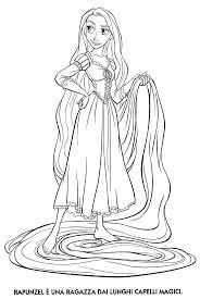 42 best rapunzel disegni images on pinterest drawings disney