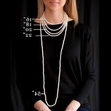 pearl necklace lengths images What length pearl necklace should i buy ksvhs jewellery jpg