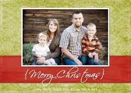 family christmas cards ne wall