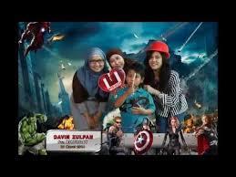 Superhero Photo Booth Photobooth Superhero Murah Tema Avenger Greenscreen Photoboot