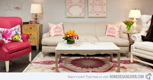 Pink Living Room Chair Stylish Pink Living Room Ideas Charming Furniture Home Design