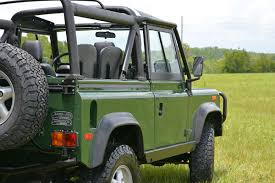 original land rover defender meet the brand turning old land rovers into masterpieces