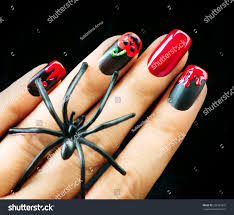 nail art designs for dark hands halloween nail art designs you