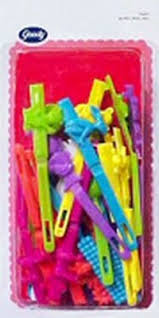 goody barrettes goody kiddie barrette value pack 30 count 5516 6