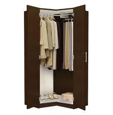 Design Ideas For Free Standing Wardrobes Alta Corner Wardrobe Closet Free Standing Regarding Closets Decor