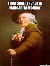 Margarita Meme - monday