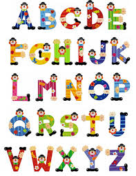 themed letters sevi clown letters clown letters wooden clown letters