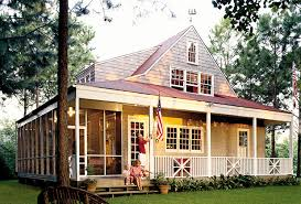 Cottage Living Home Plans by Nautical Cottage Scott Ziegler Southern Living House Plans