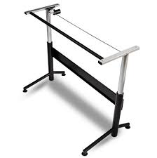 Electric Adjustable Desk by The Vertdesk Electric Adjustable Desk Base Only