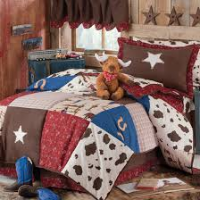 Cowboy Bed Sets Deluxe Bedding Set