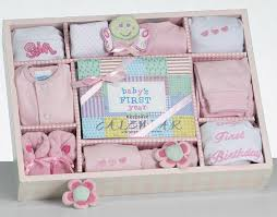 keepsake gifts for baby new baby girl necessities year gift set