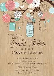 bridal shower jar invitations kawaiitheo
