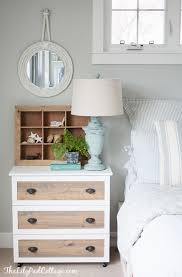 Tarva Bed Hack by Ikea Tarva Hack My New Night Stands The Lilypad Cottage