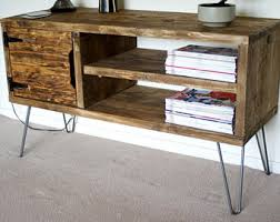 Country Style Tv Cabinet Oldfield Low Large Mid Century Style Side Table Coffee Table