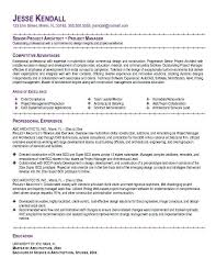 Project Manager Resume Templates Free Sample Entry Level Project Manager Resume Tech Resume Sample