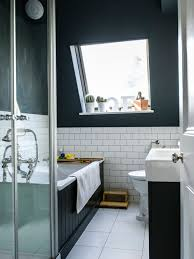 Updated Small Bathroom Houzz - Updated bathrooms designs