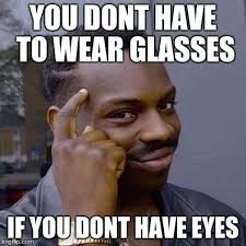 Black Guy With Glasses Meme - thinking black guy memes imgflip