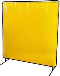 6 x 6 ft portable welding screen and frame princess auto