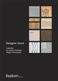 designer doors by latvian architects collection