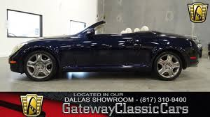 lexus convertible 2007 lexus sc 430 convertible for sale near o fallon illinois