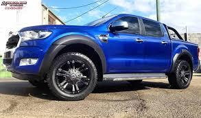 Ford Ranger Truck Rims - ford ranger wildtrak xd series xd822 monster ii wheels