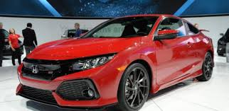 2017 honda civic si sport injected high performance price specs