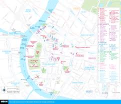 bangkok map tourist attractions printable travel maps of thailand moon guides bangkok map