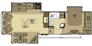 Open Range 5th Wheel Floor Plans 2015 Open Range Rv Roamer Fifth Wheel Series M 337rls Specs And