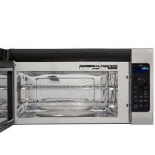 Under Mount Toaster Oven Convection Over The Range Microwaves Microwaves The Home Depot