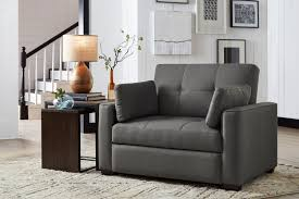 Orlando Modern Furniture by Serta Orlando Twin Sofa Bed
