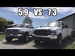 Powerstroke Memes - 2nd gen 12 valve vs 7 3 powerstroke youtube