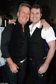 James E Barnes Solicitors David Campbell Praises Dad Jimmy Barnes Daily Mail Online