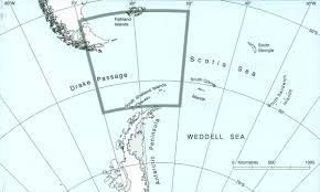 Shetland Islands Map Bathymetry And Geological Setting Of The Drake Passage Stanfords