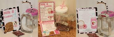 cookie party supplies cookie cutters recipe card sprinkles cookie cutter party favors