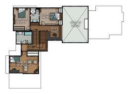 bow river floor plan by canadian timber frames ltd