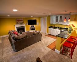 Basement Apartment Design Pictures Remodel Decor And Ideas - Designing a basement apartment