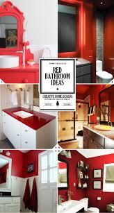 Red Bathroom Decorating Ideas Master Bathroom Decor Ideas Home Decor Gallery Bathroom Decor