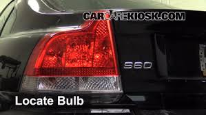 check stop l volvo s60 brake light change 2001 2009 volvo s60 2004 volvo s60 2 5t awd 2 5