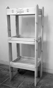Wood Gallery Shelves by Rustic Wood Retail Store Product Display Fixtures U0026 Shelving