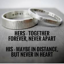 wedding quotes ring quote idea rings his n hers promise rings wedding