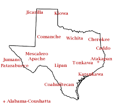 lipan map americans index page
