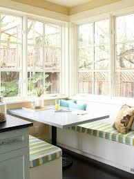 Best Kitchen Banquettes Images On Pinterest Kitchen Ideas - Bay window kitchen table