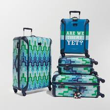 Suitcases Jonathan Adler For Tumi Suitcases And Bags Popsugar Fashion