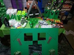 Minecraft Party Centerpieces by 100 Best Minecraft Party Ideas Images On Pinterest Minecraft