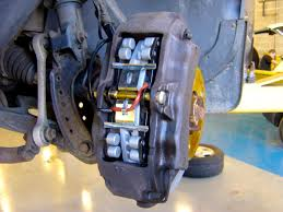 audi q7 brake pad replacement vw touareg four wheel brake service atlantic motorcar