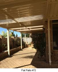 Perth Patios Prices Flat Roof Patios