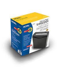 coupe papier design amazon com royal js55basket 5 sheet strip cut shredder with